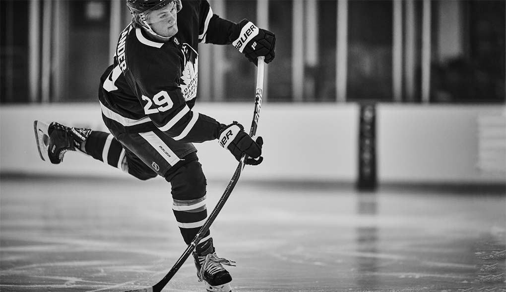 The Top 3 Fundamentals of a Good Hockey Wrist Shot